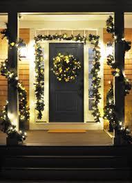 outdoor christmas garland decorating ideas best kitchen designs divine outdoor christmas home design ideas