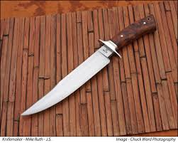 carbon steel blades ruth knives