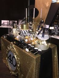 Pink And Black Candy Buffet by 25 Best Gold Candy Buffet Ideas On Pinterest Gold Candy Bar