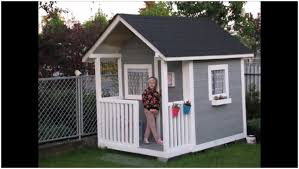 backyards charming one room playhouse 126 backyard