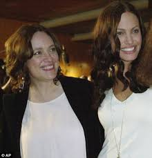 biography angelina jolie book rejection turned angelina jolie into a rebel andrew morton claims
