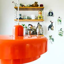 40 combine retro kitchen designs in a modern cozy kitchen space