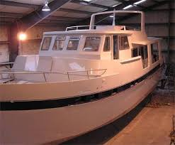 Wooden Fishing Boat Plans Free by Trawler Yacht 57 Trawler Passagemakers Live Aboard Steel Or Aluminum
