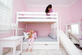 Slide Bunk Bed Add A Slide To Your High Bunk Bed With The Poof Maxtrix