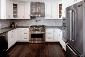 used white shaker kitchen cabinets white shaker rta cabinets cabinet city kitchen and bath