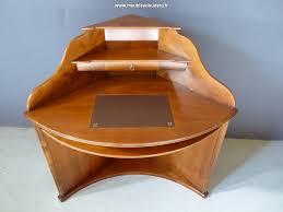 bureau d angle en bois massif bureau d angle merisier louis philippe
