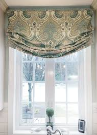 Valance Styles For Large Windows Best 25 Faux Roman Shades Ideas On Pinterest Bathroom Valance