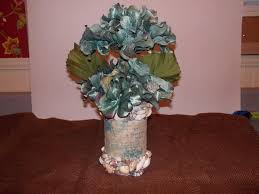 wedding centerpiece floral shell arrangement grab gift home