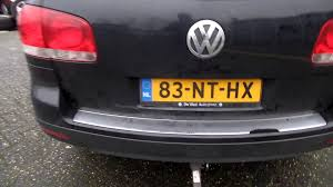 vw touareg 2 5 tdi 2004 youtube