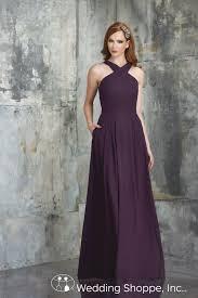 halter bridesmaid dresses bari bridesmaid dress 543