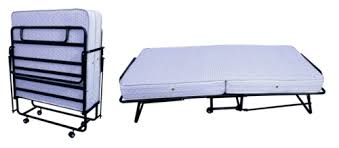 Folding Bed With Mattress Roll Away Folding Beds Manufacturer From Noida