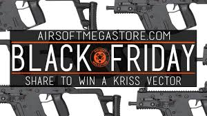 best airsoft black friday deals black friday sale share to win a kriss vector