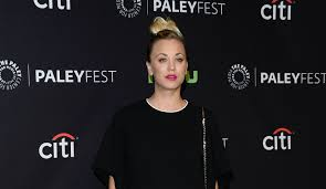 bare breast kaley cuoco bared breast declared for karl cook