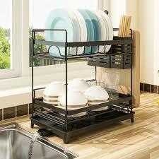 kitchen shelf storage ikea stainless steel kitchen shelf dish drying rack storage rack tableware stand