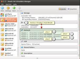 cara membuat vpn ip di mikrotik simulasi mikrotik routerboard dengan virtualbox mikrotik routerboard