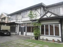 tudor bungalow section 22 tudor bungalow house property for sale petaling jaya