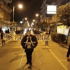 meteo lavello diretta potenza neofascisti in piazza a lavello per ricordare i martiri
