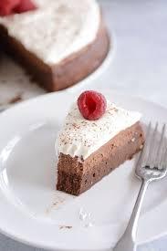 double chocolate mousse torte recipe mel u0027s kitchen cafe