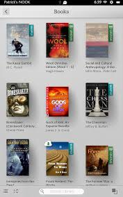 kindle books on nook color faq nook u0026 other readers pearson it certification