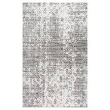 power loomed deedra gray rug nuloom target