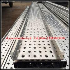 aluminum perforated grip struts perforated grip stair treads grip