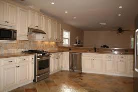 Antique White Kitchen Cabinets Home Design Columbus By Lily - Antique white cabinets kitchen