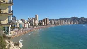 Benidorm Spain Map by Top 10 Beautiful Beaches In Alicante