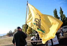 Gadsden Flag History Gadsden Flag Under Eeoc Microscope Agency Unclear If Iconic U0027don
