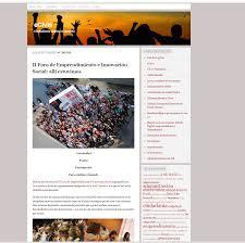 lacoste si e social the second international forum for social innovation 2015