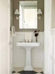 pedestal sink bathroom ideas powder bathroom bath small wallpaper pedestal sink ideas