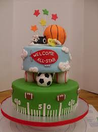 sports theme baby shower sport theme baby shower cake cakecentral