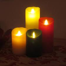 fake tea light candles sourire rakuten global market led candle luminara luminal unity