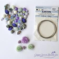 handmade bracelet with beads images Mother 39 s day diy make a handmade bracelet for mom jpg