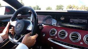2014 S550 Interior 2015 Mercedes Benz S550 Coupe 4matic Review