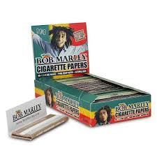 cigarette wrapping paper bob marley 1 1 4 cigarette rolling papers 25 booklets