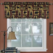 Kitchen Curtains Swags by Kitchen Bay Window Curtains Patio Curtains Primitive Country