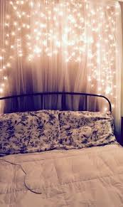 Lights For Bedroom Walls Bedroom Diy How To Make A Boho Light Wall Cherry Blossom