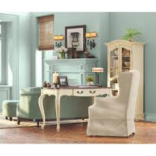 Homes Decorators Collection Home Decorators Collection Provence Cream And Chestnut Desk