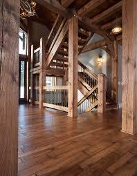 log cabin floors flooring amish valley