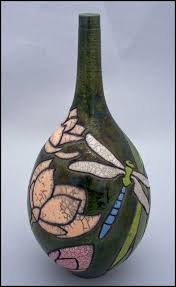 Pottery Vase Painting Ideas 64 Best Ideas For Pottery Painting Images On Pinterest Pottery