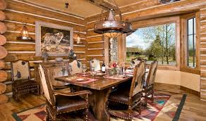 Western Style Dining Room Sets 20 Unique Western Dining Rooms Home Design Lover