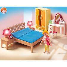 playmobil chambre parents playmobil 5331 chambre à coucher des parents avec lumière
