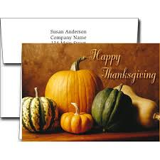 order imprinted thanksgiving cards order promotional products