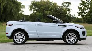 land rover convertible first drive 2017 land rover range rover evoque convertible