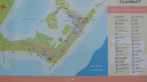 Map Of Cancun Village Map U0026 Aerial Views Club Med Cancun