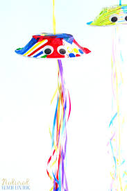 how to make adorable jellyfish crafts preschool activity natural