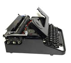 the typewriter revolution blog a late kappel portable typewriter