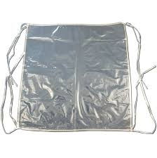 Plastic Chair Covers For Dining Room Chairs 6 X Clear Plastic Dining Chair Seat Cushion Covers Protectors