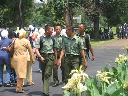 Bogor Botanical Garden by Bush May Face Religious Wrath In Indonesia The Asia Pacific