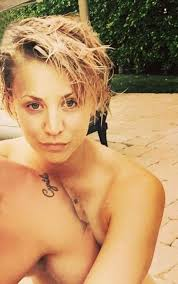 laley cuoco nude kaley cuoco shows nude boobs and ass